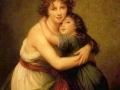 www.michaelarnoldart.com Vigee-Le Brun 1789 Anya és leánya