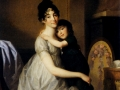 www.oceansbridge.com Johann Friedrich August Tischbein-  Anne Pauline Dufour Ferance és fia Jean Marc Albert 1802