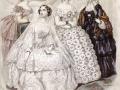 A császárné menyasszonyi ruhája egy divatlapban www.gogmsite.net_