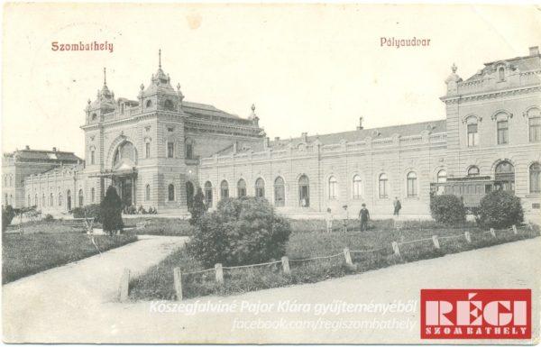 Vasútáll 1913