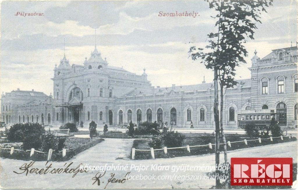 Vasutáll 1905