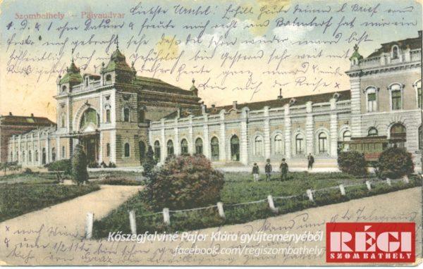 Vasutáll 1916