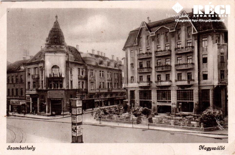 Kiadó: Forte Bp. - 1948. február 27. Kőszegfalviné Pajor Klára gyűjteményéből
