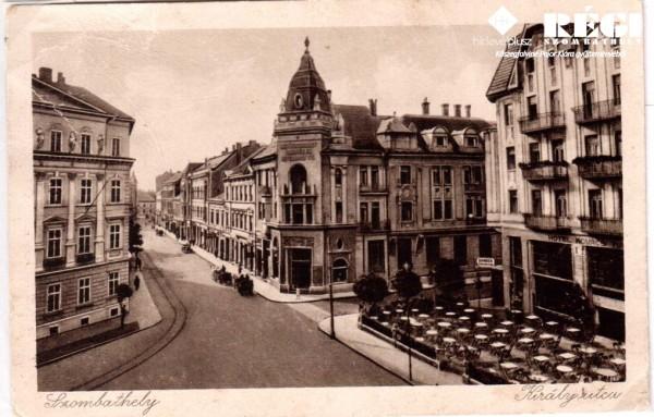 Kiadó: H.M.Sz. - 1929. július 2. Kőszegfalviné Pajor Klára gyűjteményéből