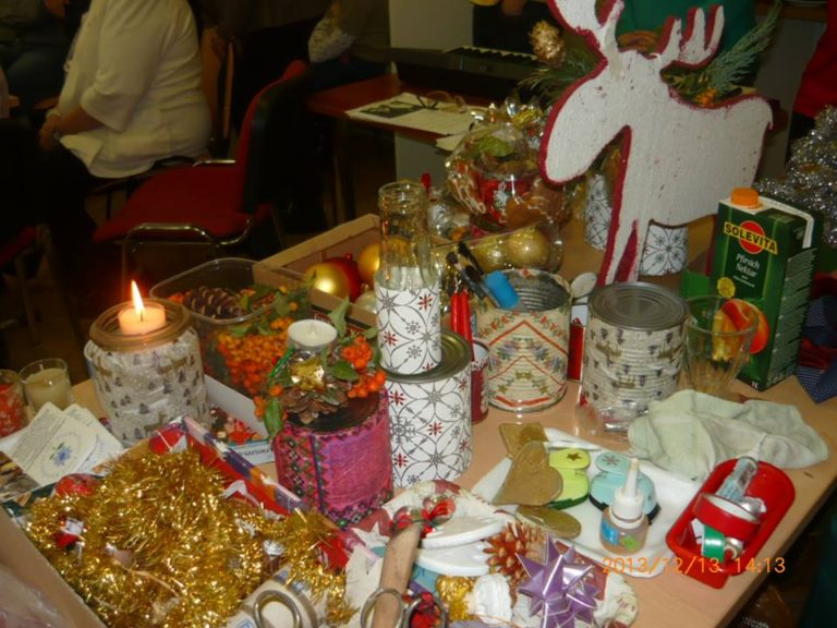 Karácsonyi ajándék a Y's Men Klubtól
