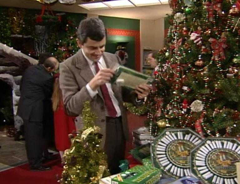 Kedvenc karácsonyi videóink – Mr. Beantől a Szomszédokig