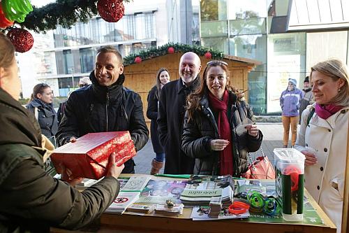 MRSZ: Karácsonyi ajándék a rászoruló gyerekeknek