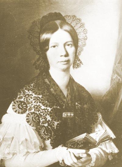Mária Dorottya (forrás: evelet.hu)