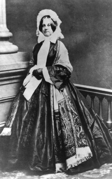 Abigail Fillmore (forrás: Wikipédia)