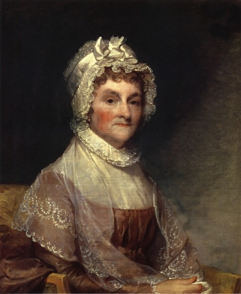 Abigail_Smith_Adams_by_Gilbert_Stuart wikipedia
