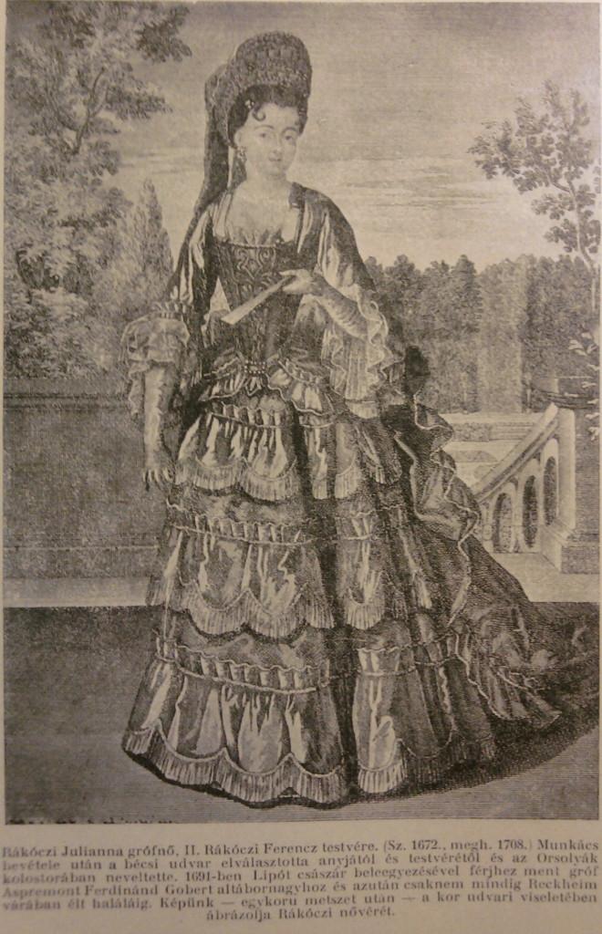 Rákóczi Julianna (forrás: wikipedia.org)
