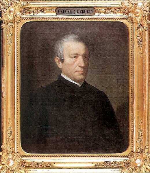 Czuczor Gergely (forrás: mek.oszk.hu)