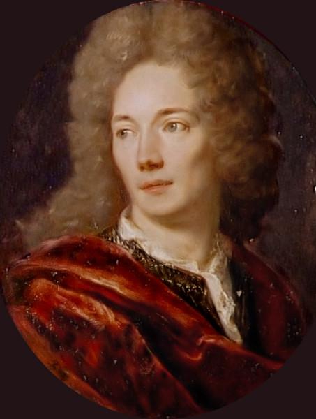 Jean de La Bruyére francia esszéíró, moralista 1645. augusztus 16. — 1696. május 10.