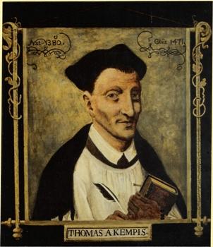 Kempis Tamás németalföldi szerzetesíró 1390 — 1471. július 25.