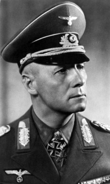 Erwin Rommel (Forrás: www.descopera.ro)