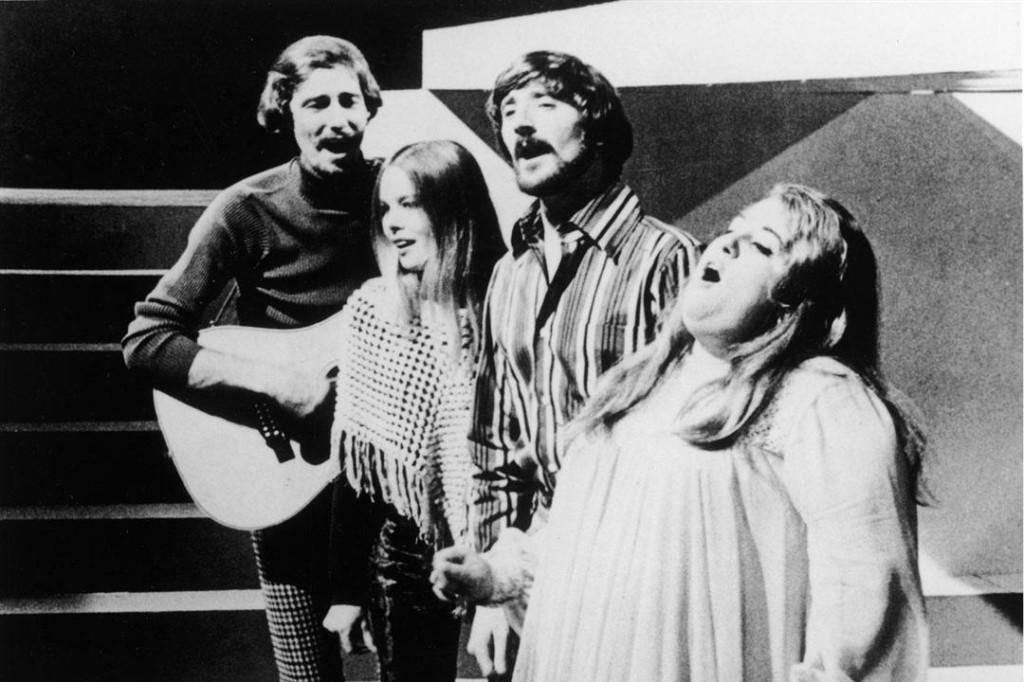 The Mamas & The Papas (Fotó: daily-songs.com)