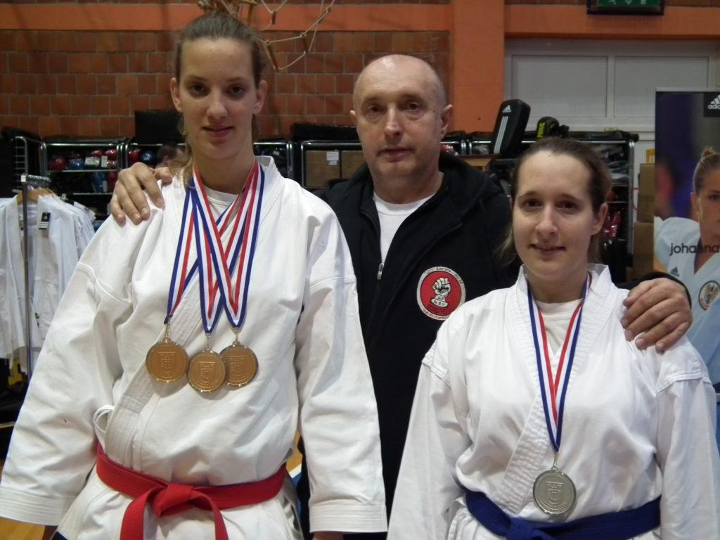 """Krizevci Horvátország - 2013.11.24. (Forrás: """"Leo"""" Karate-do SE)"""