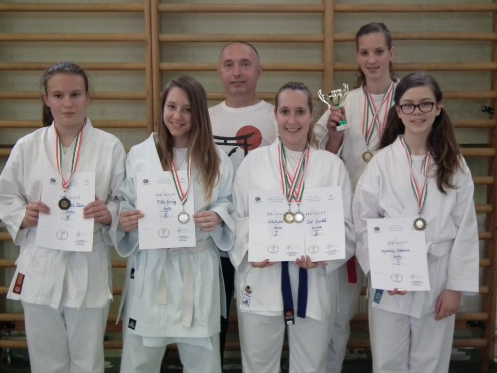 "Pécsi Shotokan Európa Bajnokság - 2014.05.03. (Forrás: ""Leo"" Karate-do SE)"