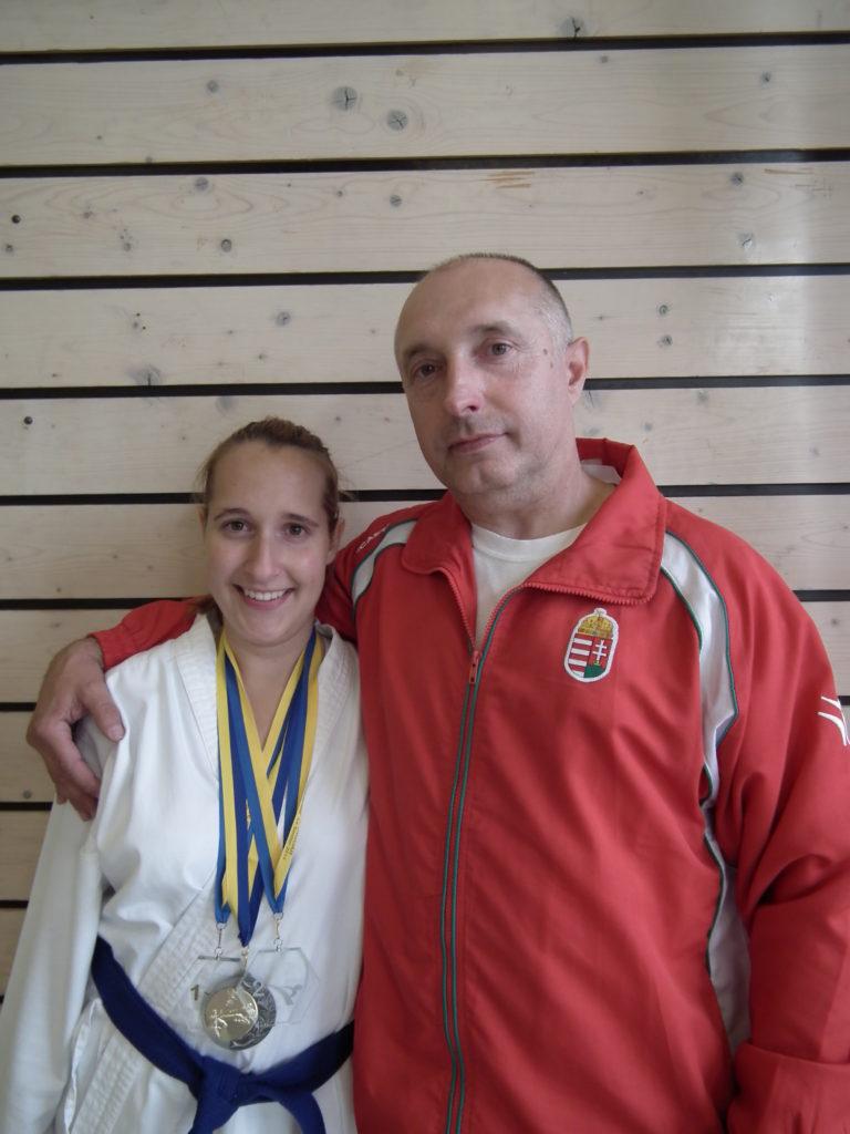"3. Jaguar Cup (Svájc) - 2014.06.29. (Forrás: ""Leo"" Karate-do SE)"