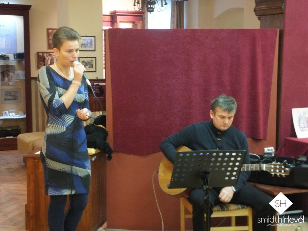 A délelőtti program zárásaként a Tejút együttes zenélt. (Nagy Kriszta, Dala József) (Fotó: Smidt Hírlevél)