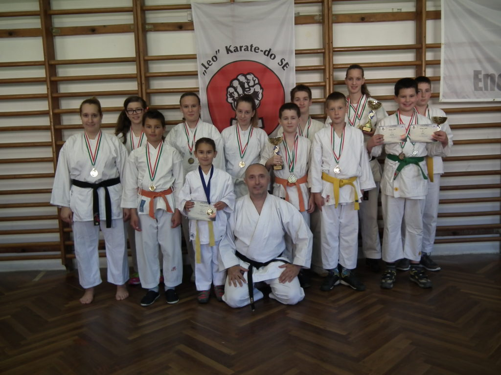"II. Haru Kupa (Zalaegerszeg) - 2014.05.18. (Forrás: ""Leo"" Karate-do SE)"