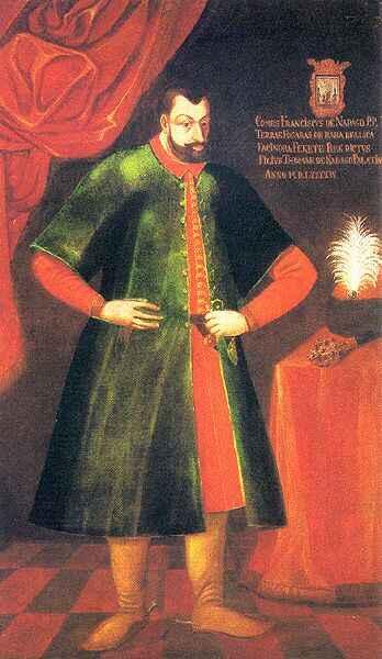 Nádasdy Ferenc, a fekete bég (Forrás: wikipedia.org)