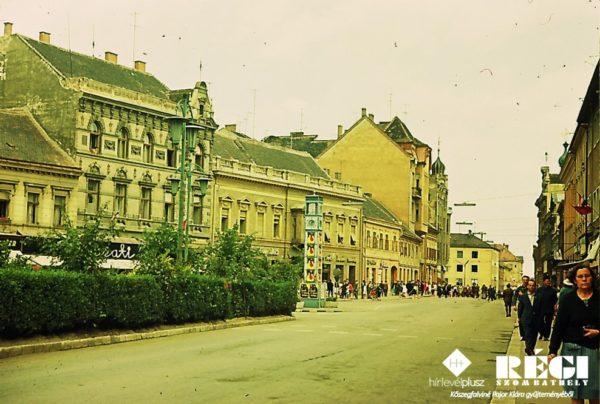 1965 Fő tér