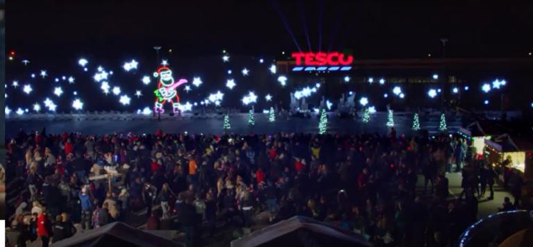 2014-es karácsonyi reklámok (3.): TESCO karácsonyi reklám