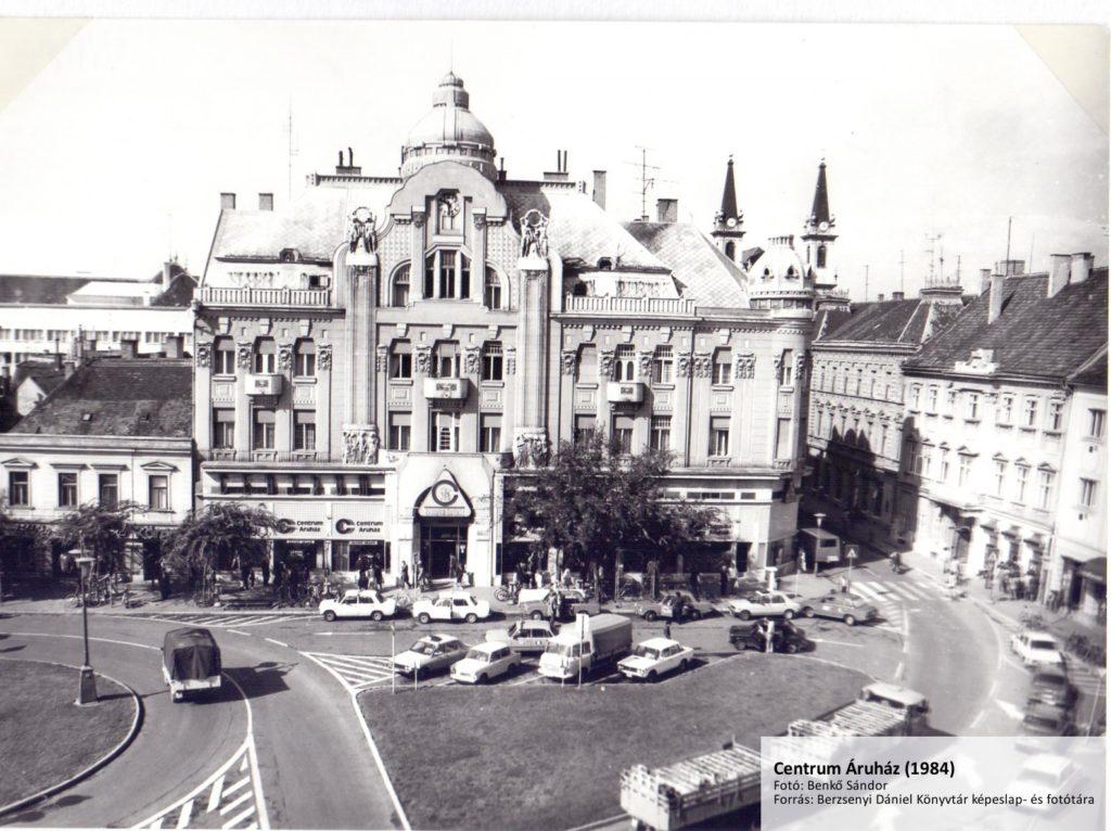 Fotó: Berzsenyi Dániel Könyvtár képeslap- és fotótára