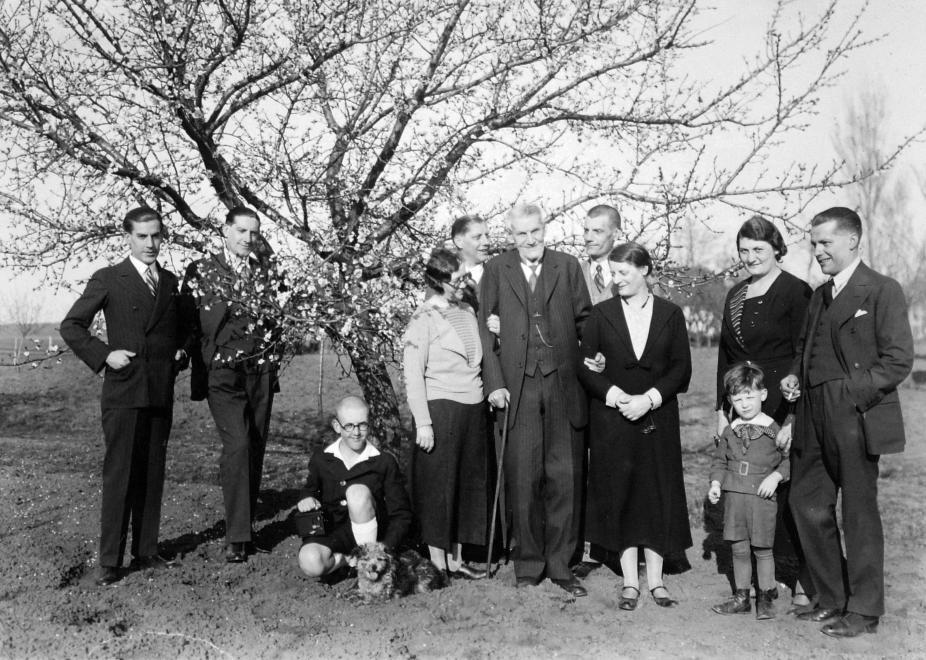 Fortepan - 1930. tavasz