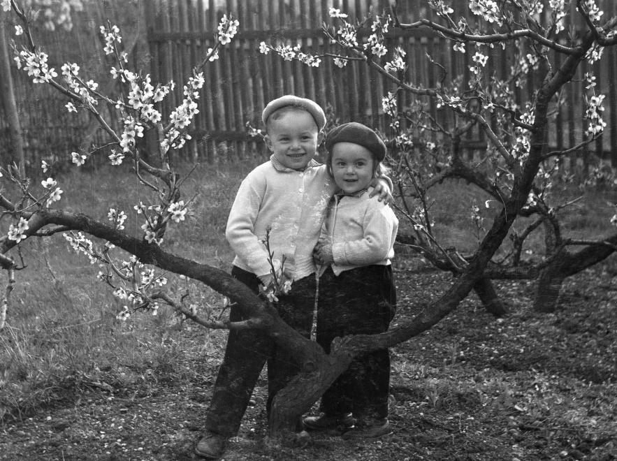 Fortepan - Korenchy László - 1958. tavasz
