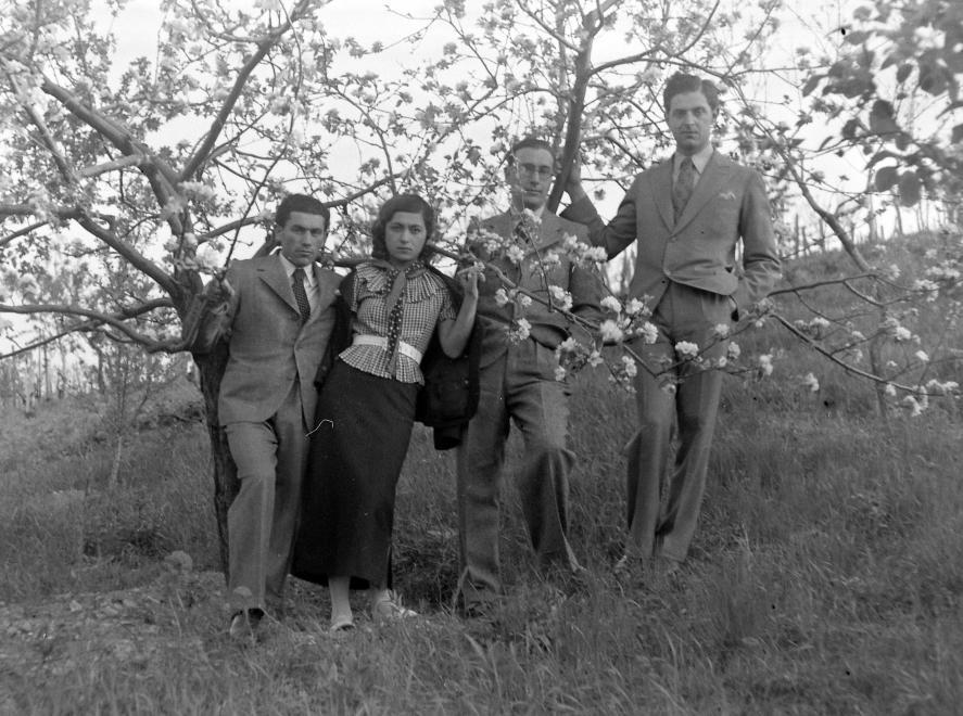 Fortepan - Privát fotó és filmarchívum - Höfler Tibor gyűjtemény - 1938. tavasz