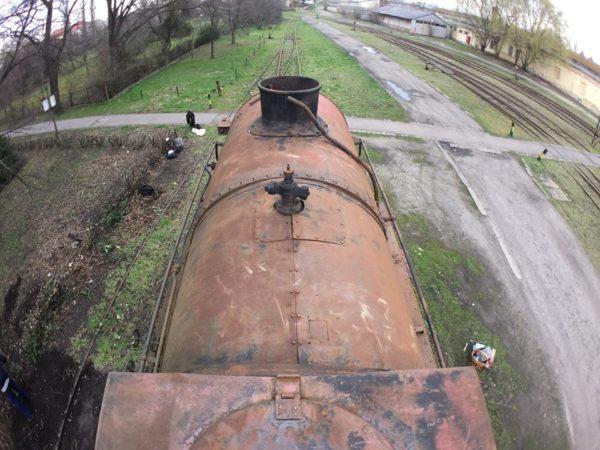 Fotó: Magyar Vasúti Járművek Megmentéséért Egyesület