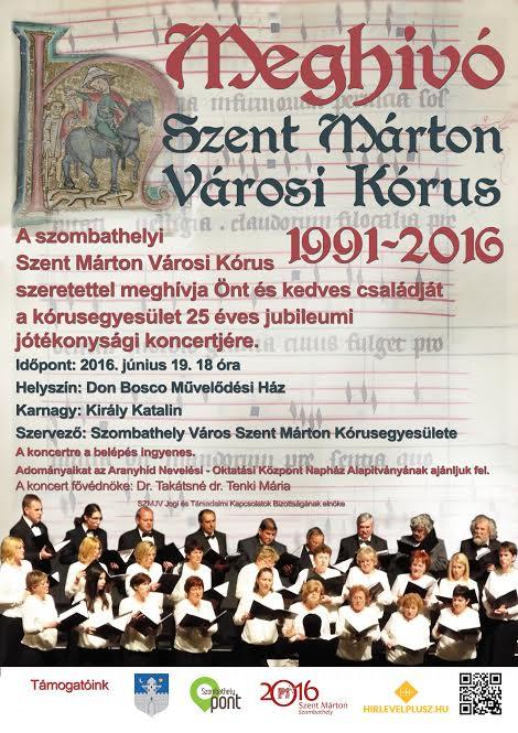 Szent Márton plakát