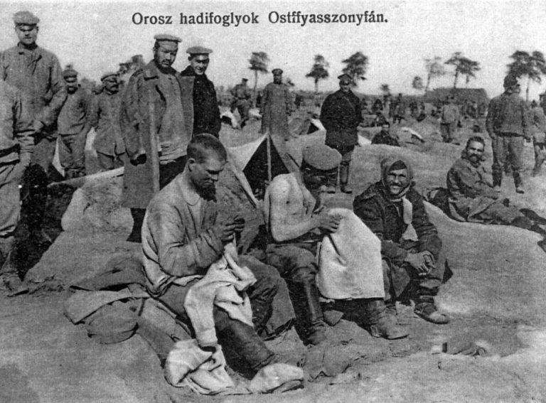 A barakkváros foglyai – az ostffyasszonyfai hadifogolytáborról szóló filmet mutatnak be Szombathelyen