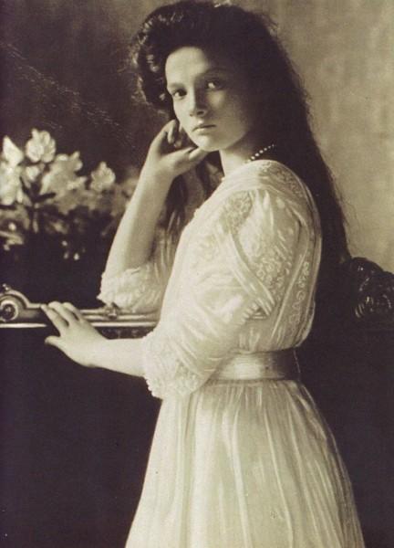 Tatjana nagyhercegnő (Forrás: Pat Mallette / www.pinterest.com)