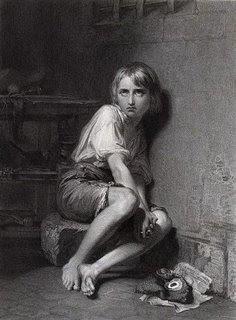 XVII. Lajos a börtönben (Forrás: historyandotherthoughts.blogspot.com)