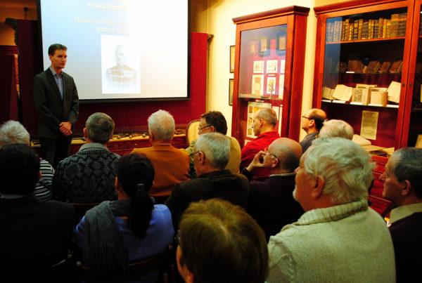Fotó: Vasi Múzeumbarát Egylet (www.muzeumbarat.hu)