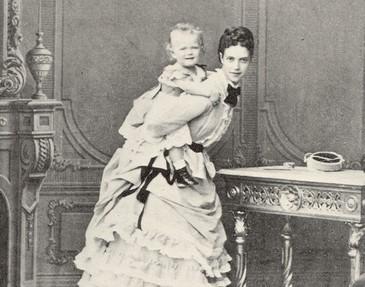 II. Miklós és Maria Feodorovna orosz cárné (1870) (Forrás: romanovdreams.tumblr.com)